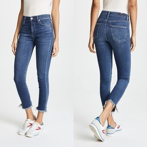 • Citizens of Humanity • Rocket Crop Skinny Jeans